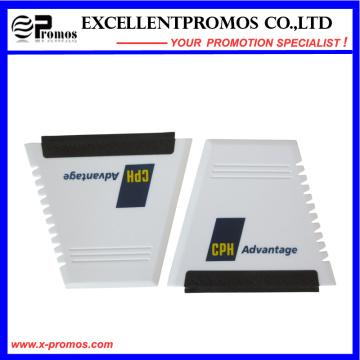 Customized Logo Barato Auto plástico raspador de gelo (EP-S9802)