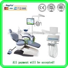MSLDU11M Professional Neuer Design Dental Patient Stuhl / Untersuchen Stuhl