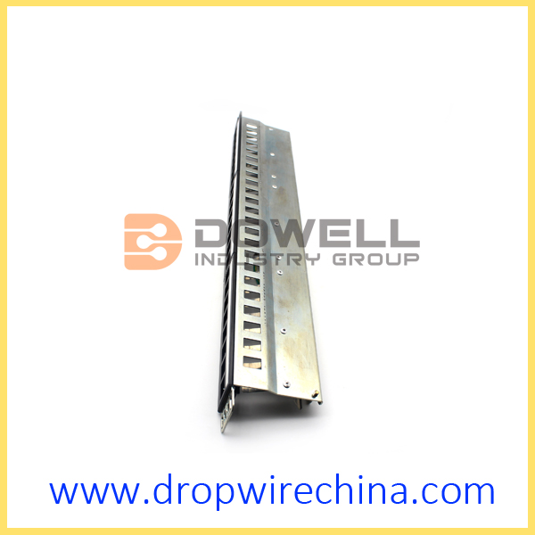 24 Port shielded blank patch panel
