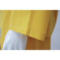 Heavy Duty Yellow Working PVC Rain Coat Suit
