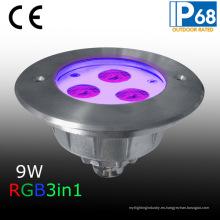 Iluminación subacuática de la piscina del CREE LED 3W (JP94631)