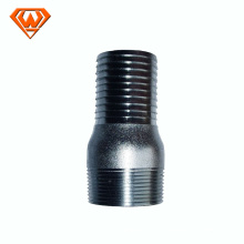 Bs Thread Galvanized Carbon Steel Reducing King Nipples--SHANXI GOODWLL