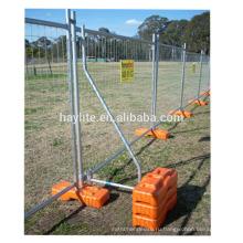 Дешевые звено цепи сетки оцинкованной портативный временный забор панель