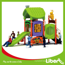 Safe and Soft Children Outdoor Playground Ancient City Series LE.MN.002