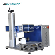 CO2-Laserbeschriftungsplastik Logo Making Machine