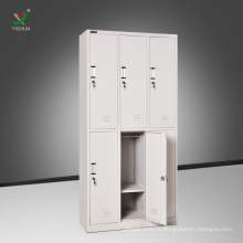 Manufactory price steel locker changing room clothes storage locker