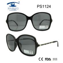 2016 New Style Unisex UV400 Fashionable Sunglasses (PS1124)
