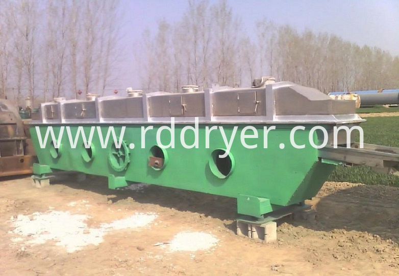 Malic Acid Vibrating Fluid Bed Drying Equipment