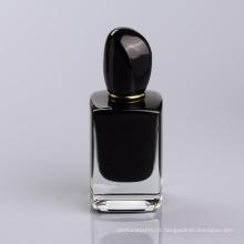 Peinture intérieure noire 50ml Bouteille de parfum