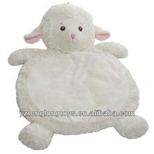 Top 10 Gift Cozy Lamb Plush Baby Floor Mat