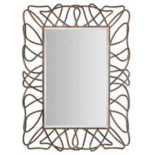 Espejo enmarcado de la pared del oro antiguo del rectángulo de las ventas calientes