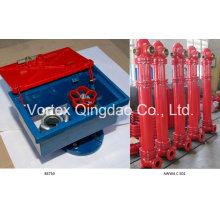 BS750 / C502 пожарный гидрант (пожар / орошение)