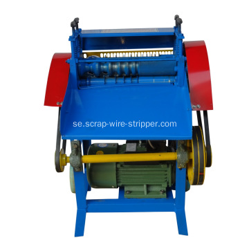 Wire isolering machine