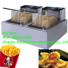 Kfc Gebratene Friteuse / Huhn Maschine / Kartoffel Chips Fryer Machine