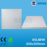 60x60cm LED Ceiling Flat Panel 36W AL radiator low heating no UV no Pb