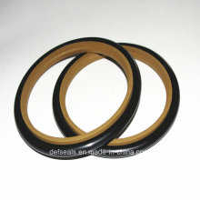 Vedação de Degrau / Anel de Vedação de Bronze do Cilindro Hidráulico