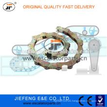 JFHyundai Escalera mecánica Newel Chain, 38 Bearings