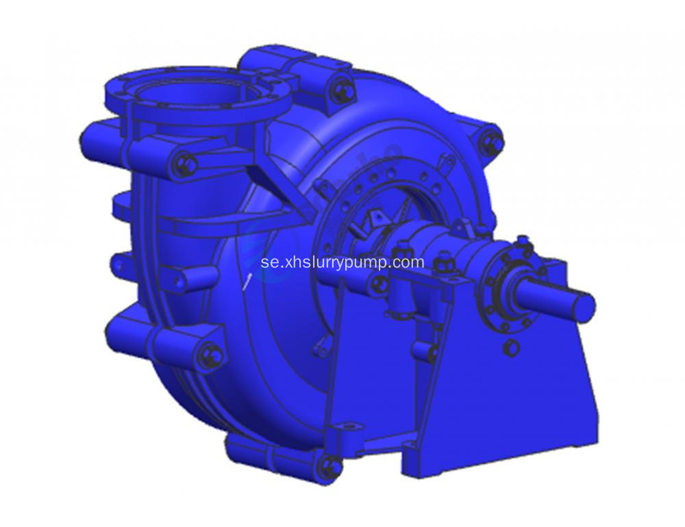 450ST-L High Performance Slurry Pump