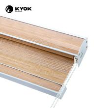 KYOK sunscreen garden picture roller blinds