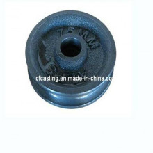 OEM Casting Iron Pulley Wheel for Transmission