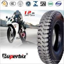 Dauty pesado tres rueda la motocicleta (4.00-8) (4.50-12) (5.00-12)