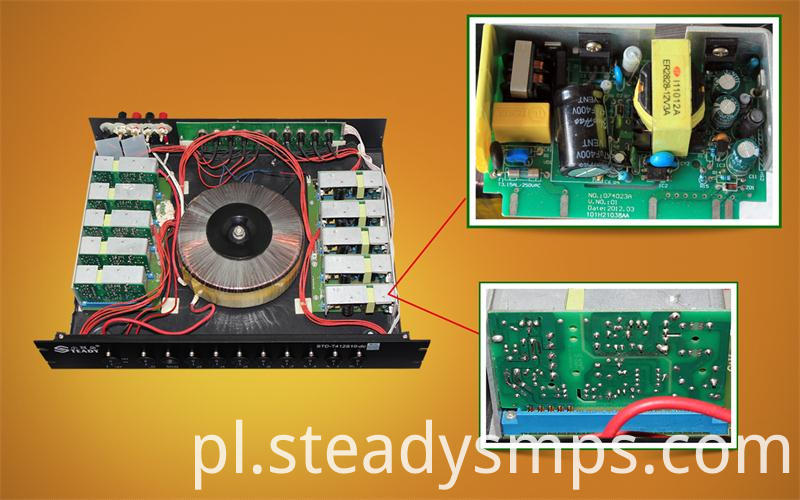 rack mount server power supply