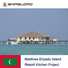 Maldives Eriyadu Island Resort Projet