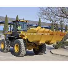 SEM656D Mining Wheel Loader Dengan Mesin CUMMINS