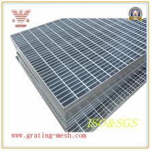Профессиональное производство горячего цинкования стальной решетки