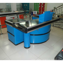 Supermarket Retail Checkout Counter Cashier Table Stand
