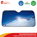 UV Cut Car Sun Shade - Snow Mountain