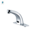 KS-09 modern luxury solid brass ceramic valve bathroom 5 years quality guarantee sink activated faucet sensor