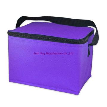 Kundengebundener preiswerter Standkühlerbeutel / 1.5l Flaschenweinkühltasche