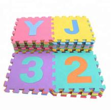 eva math puzzle mat mat puzzle for kids alphabet mat puzzle factory directly for sale