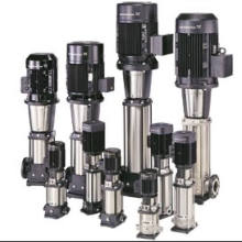 Pompe centrifuge multicellulaire verticale en acier inoxydable CDLF