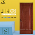 JHK 1 Panel Oak Veneer Door Arched Wooden Doors Veneer Door