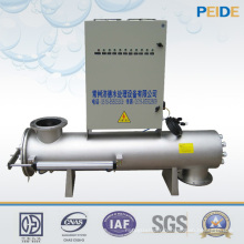 Mineral Water RO Pretreatment Water Tank Water Park UV Disinfection