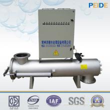 Desinfecção UV do parque da água do tanque de água do pré-tratamento do RO da água mineral