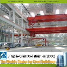 Kostengünstige Baustahlwerkstatt