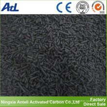 Konkurrenzfähiger preis Kohle Granulat / Pulver / Säulen Aktivkohle