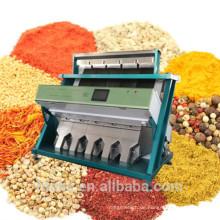 Colorized Reinigungsmaschine Almond Apricot Color Sorter Machine