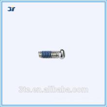 Optische Spezial-Kunststoff-Rimlock-Schrauben