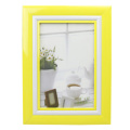 Pink With White Inner Frame 13x18cm Photo Frame