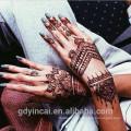 Beauty Henna Sticker Body Tattoo,bride tribe temporary tattoo sticker