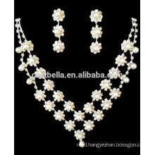 Wholesale Bridal Wedding Jewelry Sets Bridal Jewelry Necklace Earring Jewelry Rhinestone
