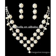 Wholesale Bridal Wedding Jewelry Sets Bridal Jewelry Necklace Earring Jewelry Rhinestone