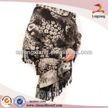 Cashmere Quality Silk Brushed Pashmina Shawl