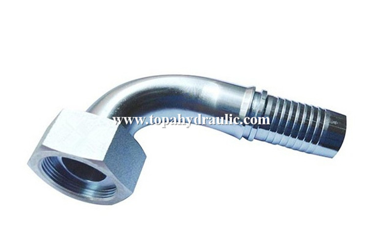 Gates parker Sae hose High Pressure Hydraulic Fitting