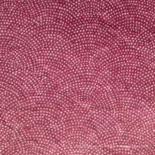 Tejido de lino tejido impreso (QF15-2384)