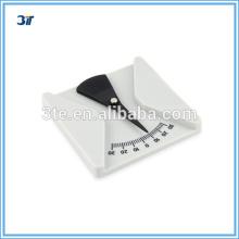 Herramientas ópticas Plastic Protractor for Glasses frame